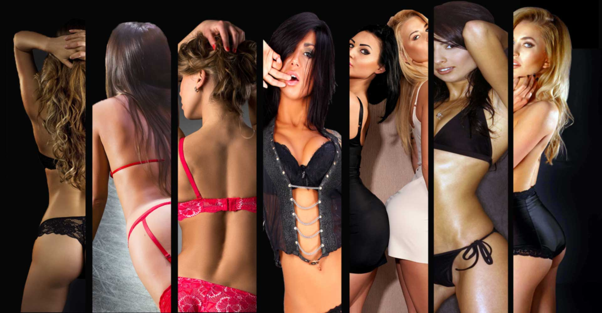 CoverGirl Escorts Banner