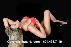 Featured Vancouver Escort – Ashley