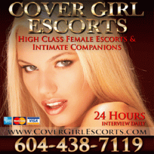 Cover Girl Escorts in Vancouver
